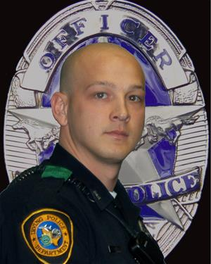 Fallen Officer Andrew Esparza