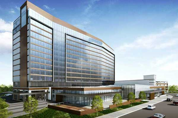 Irving Convention Center Hotel - Artist Rendering