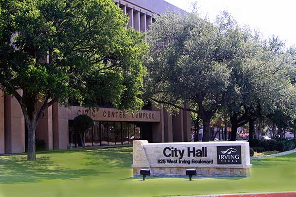 Irving, Texas, City Hall