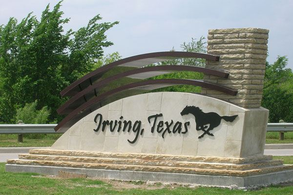 Irving-Texas