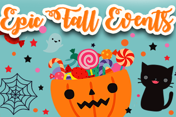 Epic Fall Events, a Parent&#39s Guide
