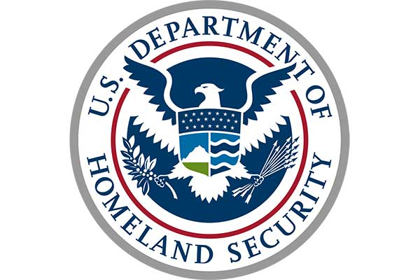 Seal of the US Department of Homeland Security