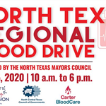 North Texas Regional Blood Drive Aug 5