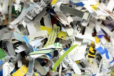 Shred Your Sensitive Documents Safely
